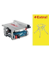 Bosch GTS 10 J Compacte Zaagtafel incl. GTA 600 onderstel - 2100W - 254mm - 0615990DM4