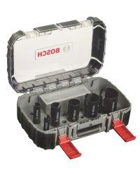 Bosch 2608580870 15-Delige gatenzaagset in koffer