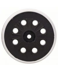 Bosch 2608601607 Schuurplateau - middelhard - 125mm voor GEX125-1AE / GEX125-150AVE