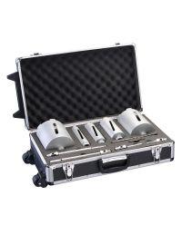"""Bosch 2608587007 5-delige diamantdroogboorkronenset in koffer - G 1/2"""""""