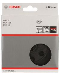 Bosch 2608601062 Schuurplateau - medium - 125mm