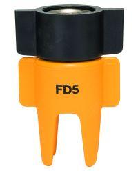 Bosch 1609390358 Vlakstraalnippel - 0,5mm