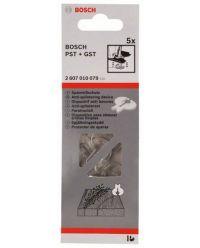 Bosch 2607010079 Antisplinterplaatje voor decoupeerzagen (5st)
