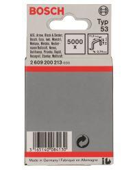 Bosch 2609200213 Type 53 Niet met fijne draad - 11,4x0,74x14mm (5000st)