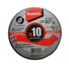 Makita D-18770 Doorslijpschijf - 125 x 22,23 x 1,2mm - RVS - inox (10st)