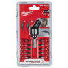 Milwaukee 4932352938 11 Delige bitset in cassette
