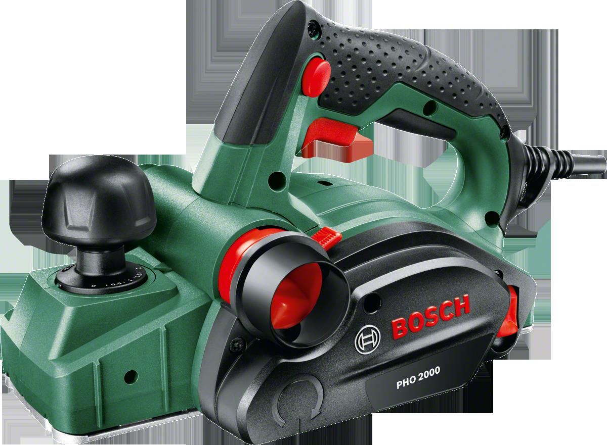 - Bosch PHO 2000 Schaafmachine - 680W - 2 x 8 x