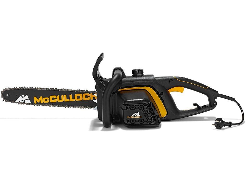 McCulloch CSE2040S elektrische Kettingzaag
