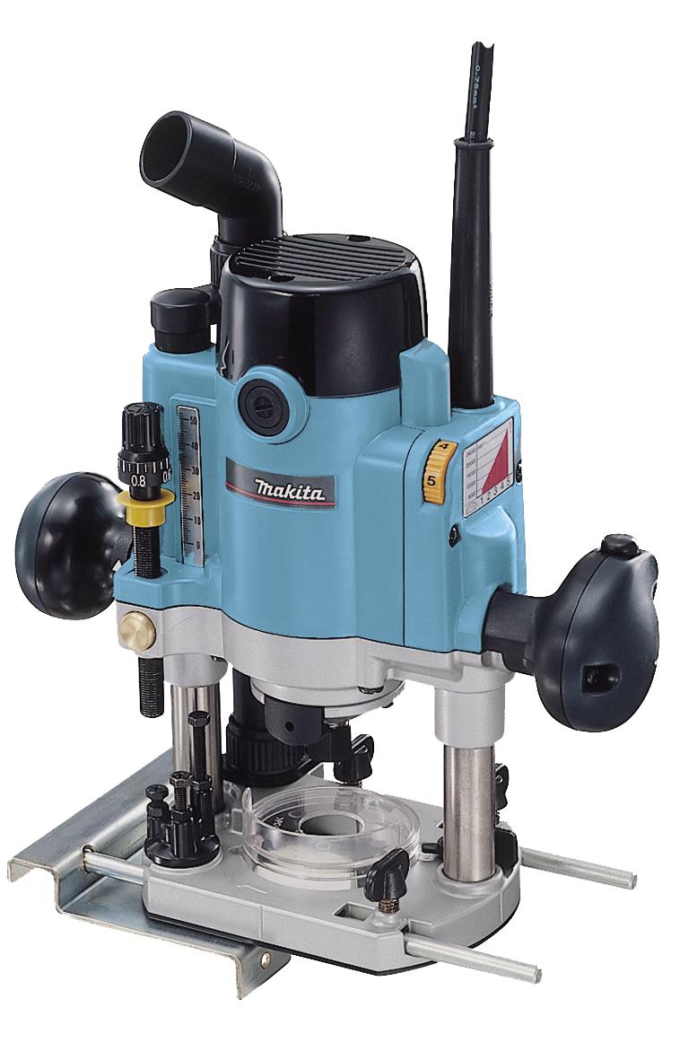 - Makita RP1110CJ bovenfrees in Mbox - 1100W - 8mm