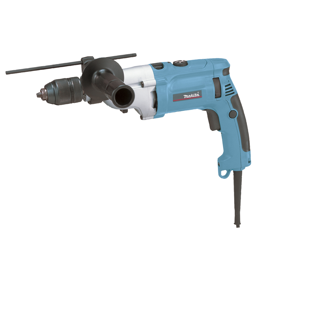 - Makita HP2071 klop -/boormachine in koffer
