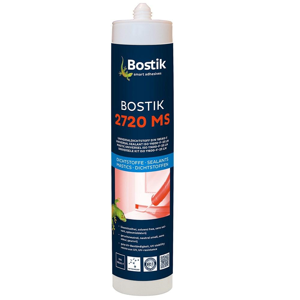 Afbeelding van Bostik 30138702 Universele voegkit 2720 MS Zwart Patroon 290ml