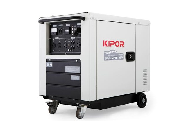 - Kipor ID 6000 Inverter Aggregaat  - 5500W - KD70 Motor