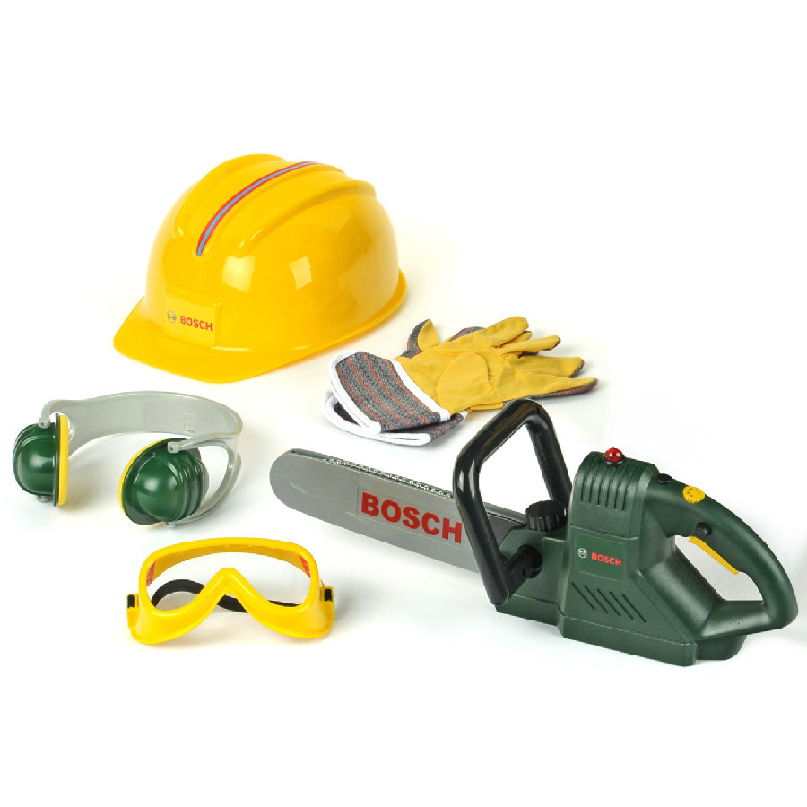 Bosch 1619M00L2F Speelgoed Kettingzaag inclusief Accessoires