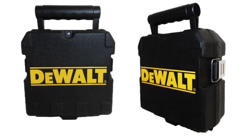 Afbeelding van DeWalt 593463 00 gereedschapskoffer / steldoos voor DW088K en DW087K