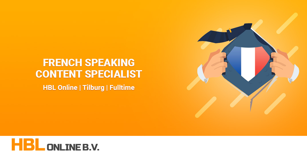 French Speaking Content Specialist