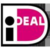 Betalen mogelijk met iDeal