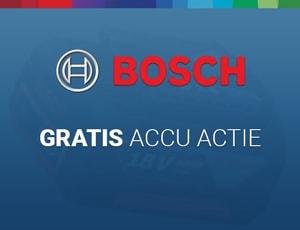 Bosch Gratis Accu